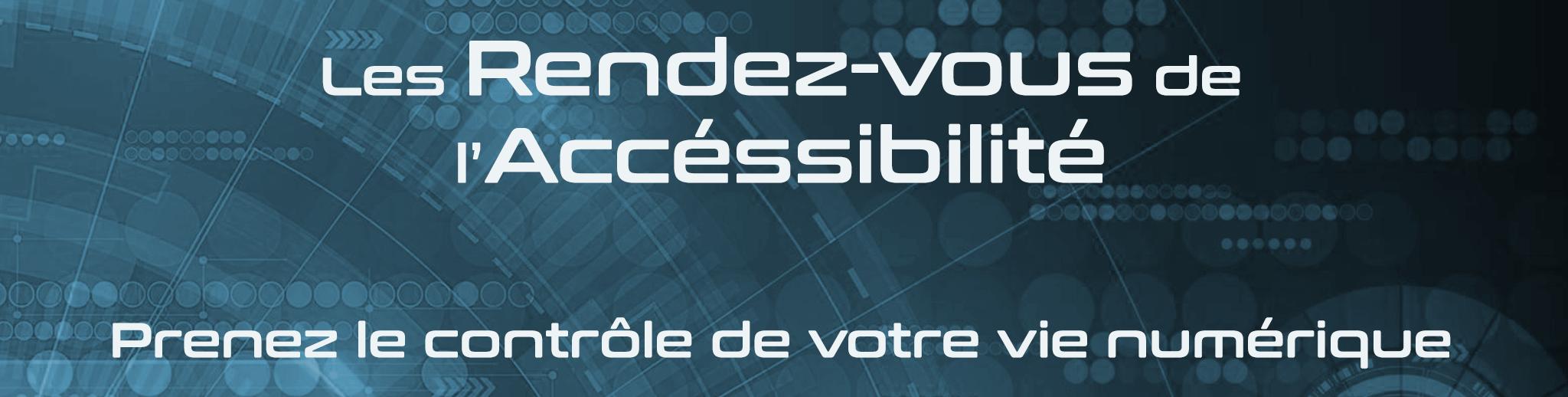 Les Rendez-vous de l'Accessibilité - Fond d'écran